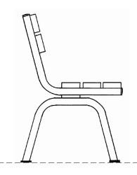Milnerton Bench Sketch