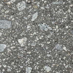 Charcoal Cut Stone