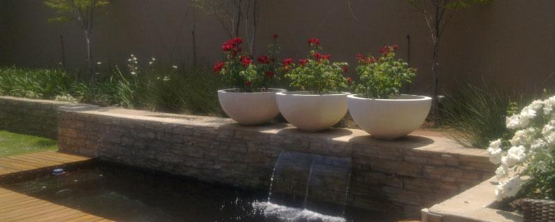 Garden Pots Wilsonstone
