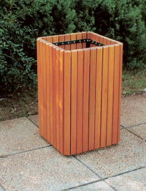 Wood Bins