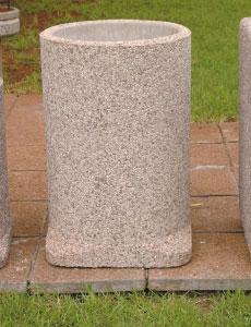 Concrete Bins