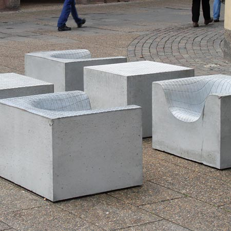 Concrete Design Inspiration