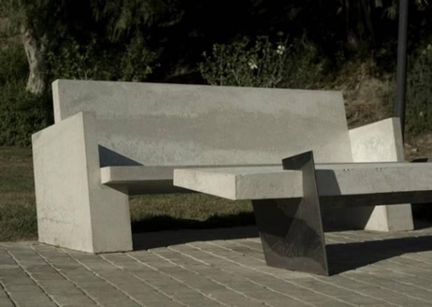 Modern Bench Inspiration