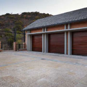 Stone Exposed Aggregate Tiles and Paving