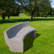 Outdoor Living- Custom Bench Design