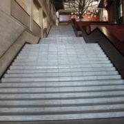 Stone Paver Stair Case