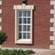 WilsonStone-Latter Day Saints- window surrounds / cladding and masonry