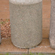 Landscaping Products- Concrete Dustbin-Main Street