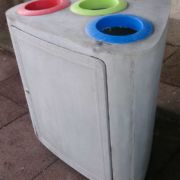 Landscaping Products- Eco Media Bin