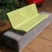 Custom Designed Seat